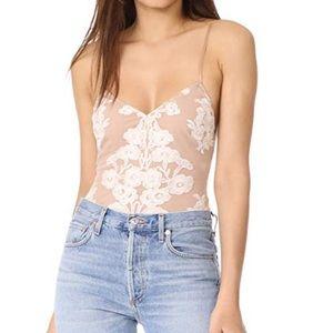For Love & Lemons Women's Bodysuit